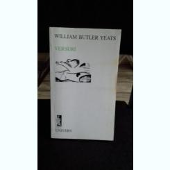 VERSURI - WILLIAM BUTLER YEATS