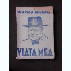 VIATA MEA - WINSTON CHURCHILL