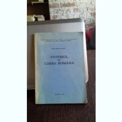 VIITORUL IN LIMBA ROMANA-ELENA BEREA-GAGEANU
