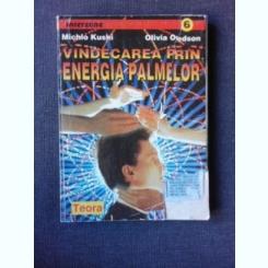 VINDECAREA PRIN ENERGIA PALMELOR - MICHIO KUSHI