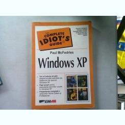WINDOWS XP - PAUL MCFEDRIES