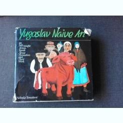 YUGOSLAV NAIVE ART, ALBUM - NEBOJSA TOMASEVIC