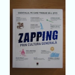 Zapping prin cultura generala,Isabelle Fougere