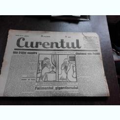 Ziarul Curentul , director Pamfil Seicaru , 21 aprilie nr.1873/1933