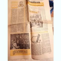 ZIARUL SCANTEIA PIONIERULUI 1 DECEMBRIE/1960