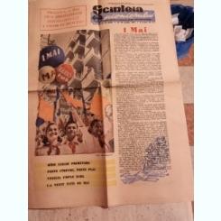 ZIARUL SCANTEIA PIONIERULUI 27 APRILIE/1961