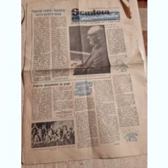ZIARUL SCANTEIA PIONIERULUI 6 OCTOMBRIE/1960