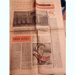 ZIARUL SCANTEIA PIONIERULUI 8 DECEMBRIE/1960
