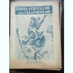 ZIARUL STIINTELOR SI AL CALATORIILOR NR.10/MARTIE 1933