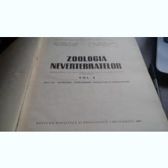 Zoologia Nevertebratelor - V. Gh. Radu, V. V. Radu