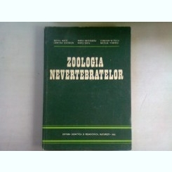 ZOOLOGIA NEVERTEBRATELOR - ZACHIU MATIC