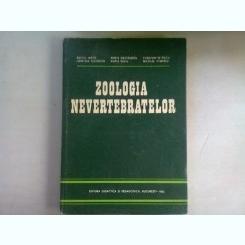ZOOLOGIA NEVERTEBRATELOR - ZACHIU MATIC