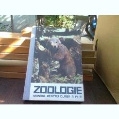 Zoologie  (manual clasa a IV-a)