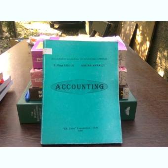 Accounting  - Elena Ciucur  (contabilitate)