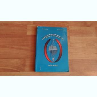 ALGORITMUL LECTURII UNUI TEXT (LITERAR SI NONLITERAR)-BACALAUREAT-DORINA APETREI-EUGENIA STOLERIU