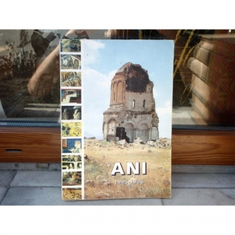 Anuar de cultura armeana Ani 1995-1996 anulII-III serie noua , H. Dj. Siruni