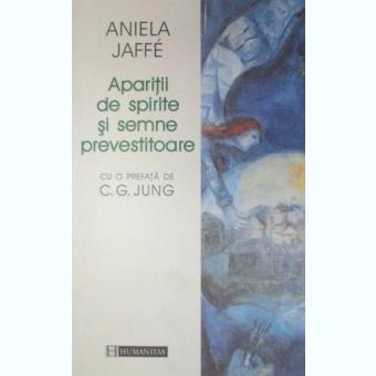 APARITII DE SPIRITE SI SEMNE PREVESTITOARE-ANIELA JAFFÉ 1999