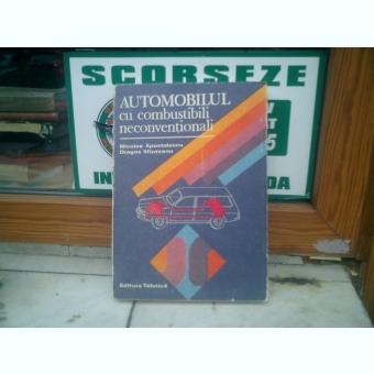 Automobilul cu combustibili neconventionali - Nicolae Apostolescu si Dragos Sfinteanu