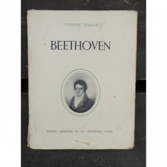 BEETHOVEN - YVONNE TIENOT