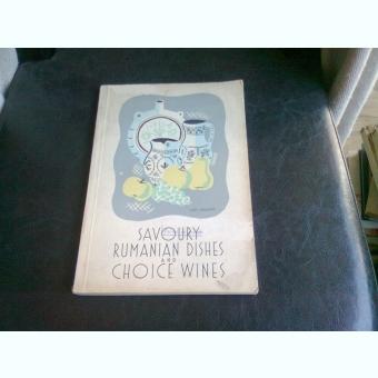 CARTE DE BUCATE TRADITIONALE ROMANESTI, EDITIE IN LIMBA ENGLEZA