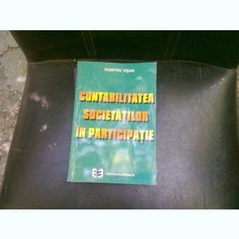 CONTABILITATEA SOCIETATILOR IN PARTICIPATIE - DUMITRU VISAN