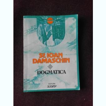 DOGMATICA - SF. IOAN DAMASCHIN