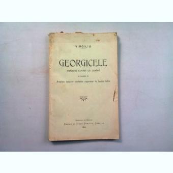 GEORGICELE - VIRGILIU