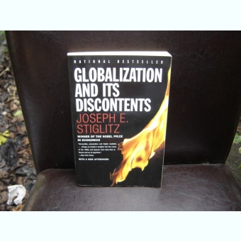 globalization and its discontents Buy the paperback book globalization and its discontents by joseph e stiglitz at indigoca, canada's largest bookstore + get free.