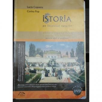 ISTORIA PE INTELESUL TUTUROR - LUCIA COPOERU