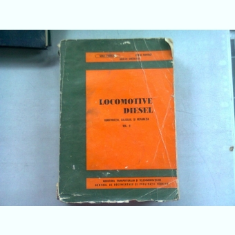 LOCOMOTIVE DIESEL - MIHAI TIGHILIU  VOL.II