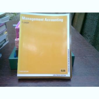 Management accounting - T. Lucely  (contabilitate de gestiune)