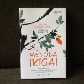 metoda Ikigai - Hector Garcia, Francesc Miralles