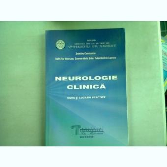 NEUROLOGIE CLINICA - DUMITRU CONSTANTIN