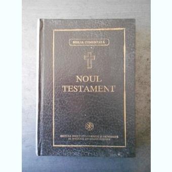 NOUL TESTAMENT COMENTAT (1995)
