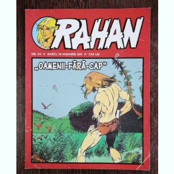RAHAN NR 34 - 18 IANUARIE 2011