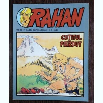 RAHAN NR 35 - 25 IANUARIE   2011