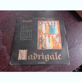 RECITAL DE MADRIGALE