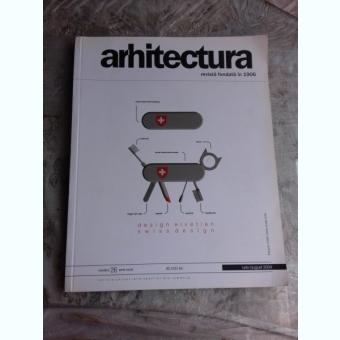 REVISTA ARHITECTURA NR.26/2004