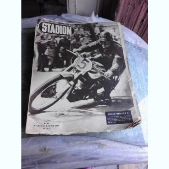 REVISTA STADION NR.83/1949