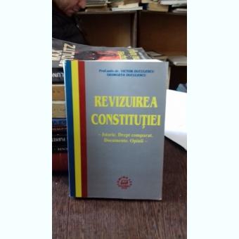 REVIZUIREA CONSTITUTIEI - VICTOR DUCULESCU