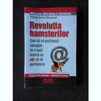 REVOLUTIA HAMSTERILOR - MIKE SONG