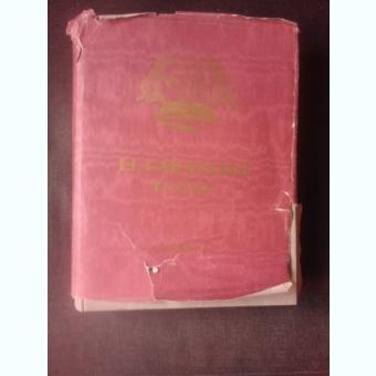 TEATRU - I.L. CARAGIALE, EDITIE FESTIVA, ILUSTRATII DE CORNELIU BABA