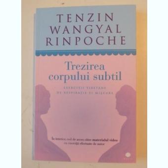 TREZIREA CORPULUI SUBTIL , EXERCITII TIBETANE DE RESPIRATIE SI MISCARE DE TENZIN WANGYAL RINPOCHE 2011