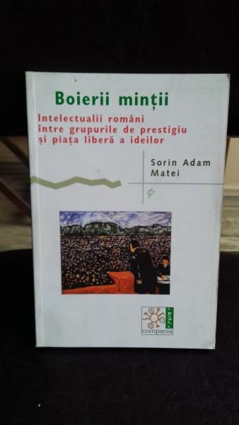 BOIERII MINTII EBOOK